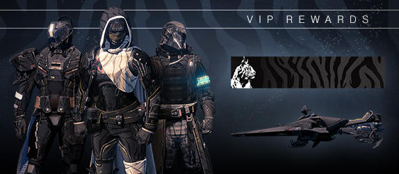 Bonus VIP Destiny The Taken King
