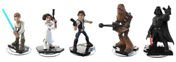 Figurines Disney Infinity 3.0 Star Wars: Rise against the Empire