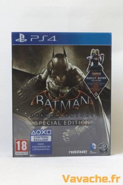 Batman Arkham Knight Special Edition