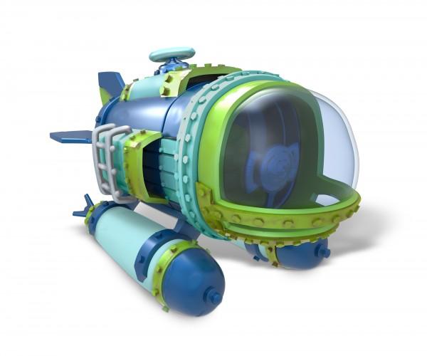 Skylanders SuperChargers Dive Bomber