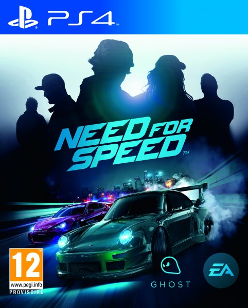 Jaquette PS4 Need For Speed 2015