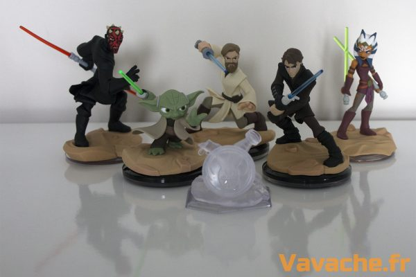 Disney Infinity Collection Star Wars Twillight Of The Republic