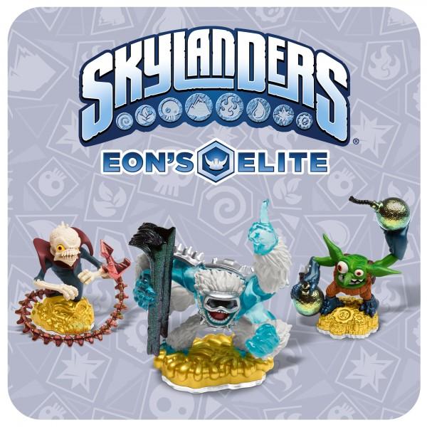 Skylanders SuperChargers Eon's Elite 2015