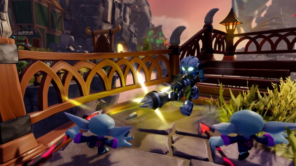 Skylanders SuperChargers screenshot Dark