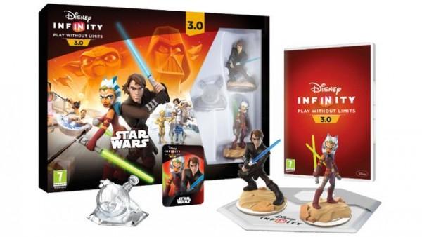 Pack démarrage Disney Infinity 3.0