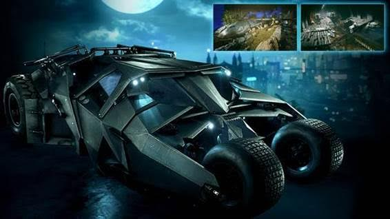 Batman Arkham Knight Pack film de 1989