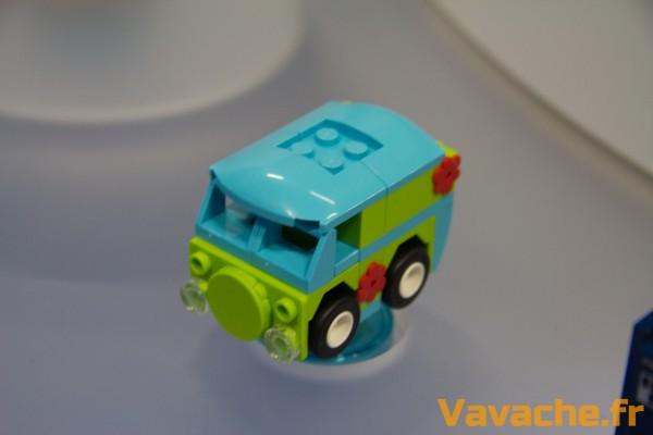 Gamescom 2015 LEGO Dimensions Scooby-Doo