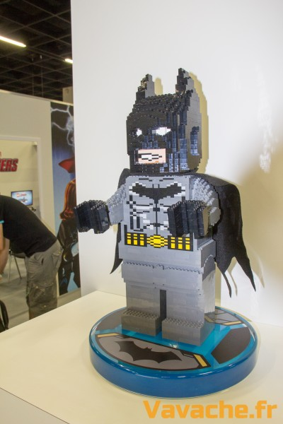 Gamescom 2015 LEGO Dimensions Batman