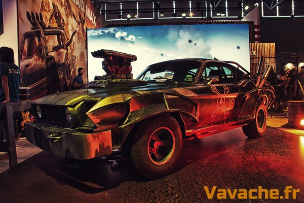 Gamescom Mad Max