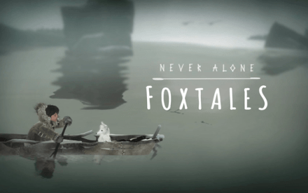 Never Alone DLC Foxtales