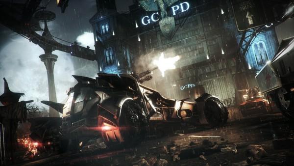 DLC Batman Arkham Knight
