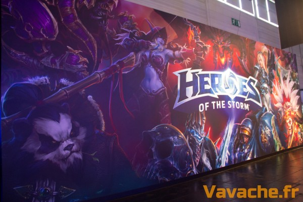 Gamecom 2015 Blizzard Entertainment Heroes Of The Storm