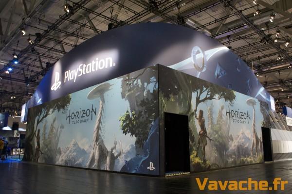 Gamescom 2015 Horizon Zero Dawn