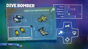 Dive Bomber Mods Performance 3
