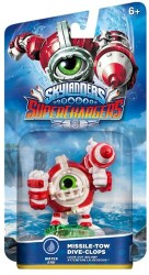 Single Pack Skylanders Missile Tow Dive-Clops
