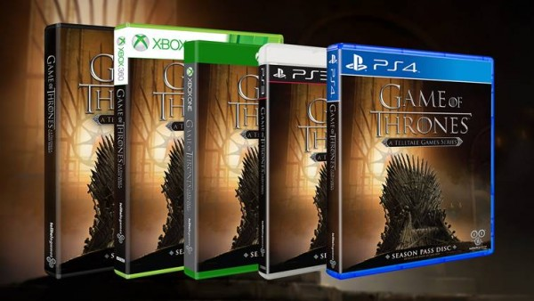 Game Of Thrones a Telltale Games Serie