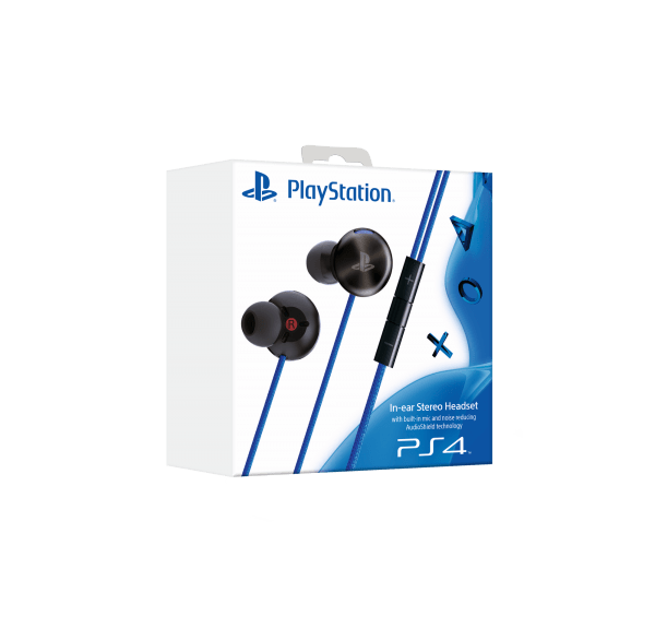 Casque Intra-auriculaire PlayStation