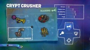 Skylanders Crypt Crusher Mods Klaxon
