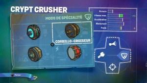 Skylanders Crypt Crusher Mods Spécialité