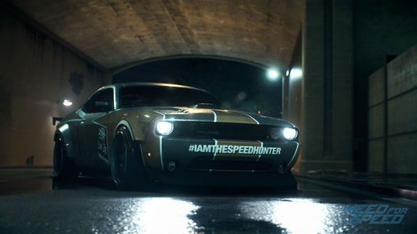 Need For Speed Dodge Challenger SRT8