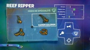 Skylanders Reef Ripper Spécialité