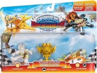Skylanders Sky Racing Action Pack