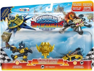 Skylanders Sky Racing Action Pack Légendaire