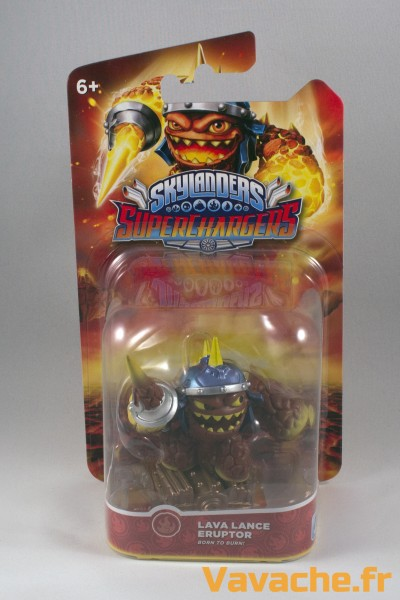 Skylanders SuperChargers Lava Lance Eruptor