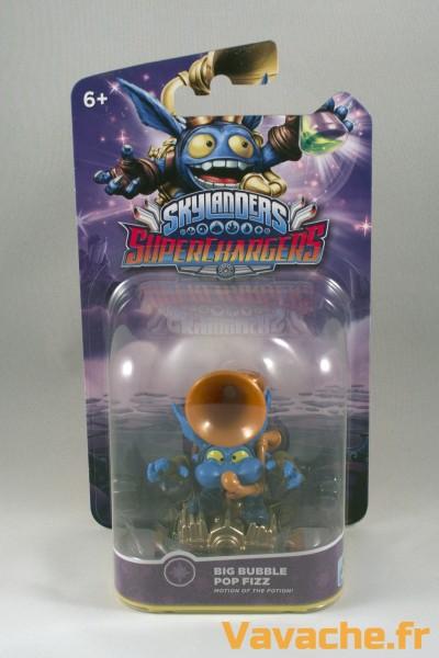 Skylanders SuperChargers Big Bubble Pop Fizz