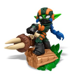 Skylanders Super Shot Stealth Elf