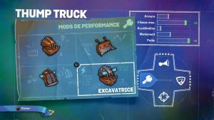 Skylander SuperChargers Thump Truck Performance