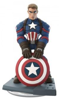 Disney Infinity 3.0 Figurine Captain America 1er Avengers