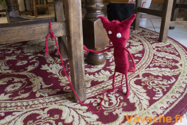 Fabrication Yarny