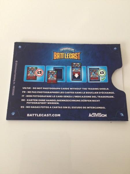 Skylanders Battlecast Trading Shield