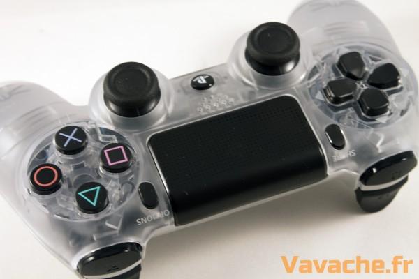 Dualshock 4 Crystal