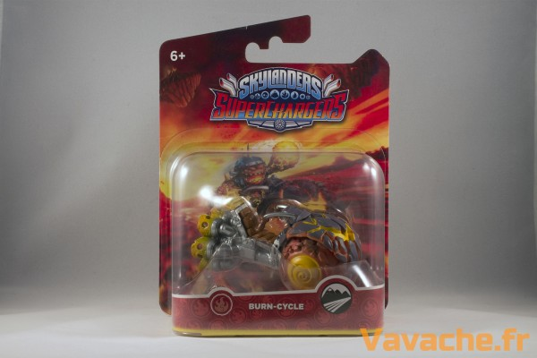 Skylanders SuperChargers Burn-Cycle