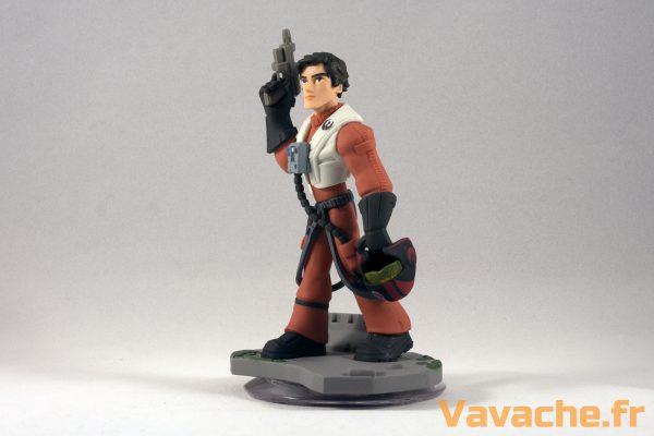 Figurine Disney Infinity Star Wars Poe Dameron