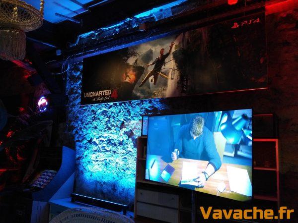 Soirée Uncharted 4
