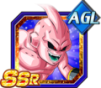 Dokkan Battle SSR AGI Kid Buu