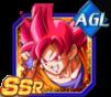 Dokkan Battle SSR AGI Son Goku ssg
