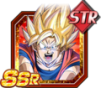 Dokkan Battle SSR PUI Son Goku ssj