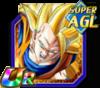 Dokkan Battle UR AGI Son Goku ssj3 dokkan