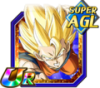 Dokkan Battle UR AGI Son Goku ssj