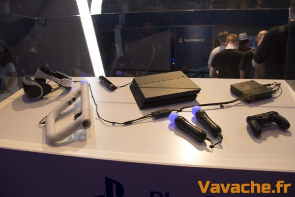 Gamescom 2016 PlayStation VR