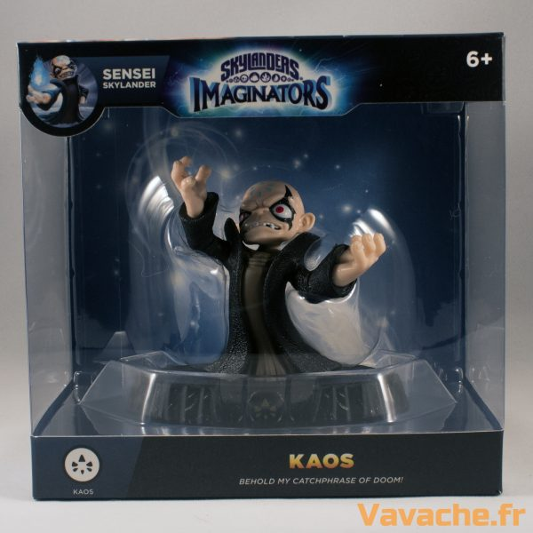 Skylanders Imaginators Kaos