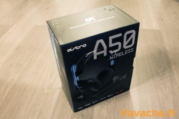 Casque micro Astro A50
