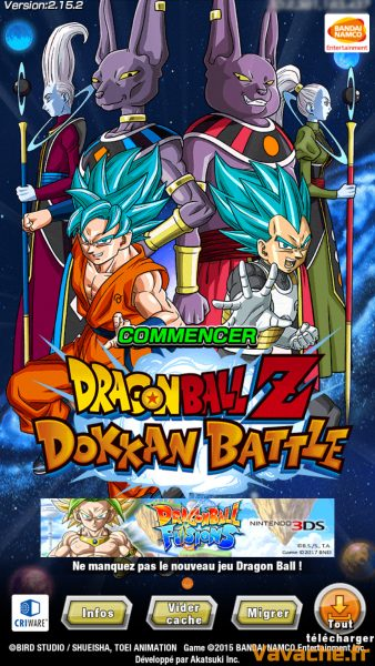 Guide] Dragon Ball Z Dokkan Battle - Vavache fr