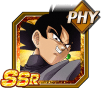 Dokkan Battle SSR Black Goku END