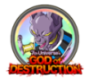 Dokkan Battle médaille Dieu de la Destruction