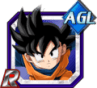 Dokkan Battle R Goten AGI